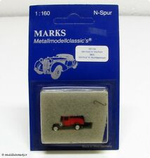 "MARKS 0603 1931 Ford ""A"" Abschleppwagen rot"