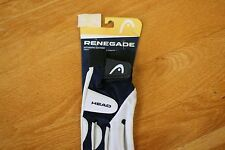 HEAD RACQUETBALL GLOVE  RENEGADE,ONE GLOVE , RIGHT Hand Size XL EXTRA LARGE