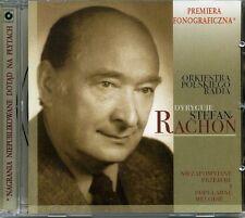 CD STEFAN RACHOŃ / RACHON Orkiestra PR Niezapomniane przeboje