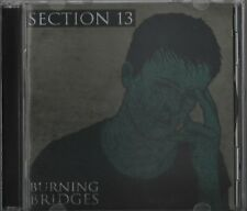 Section 13 - Burning Bridges (Boss Tuneage CD 2011) Visions Of Change Depraved