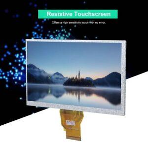 """7"""" Display LCD retroilluminato Touch Screen alta definizione per Raspberry Pi"""