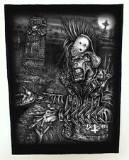 DARKTHRONE BACKPATCH / SPEED-THRASH-BLACK-DEATH METAL