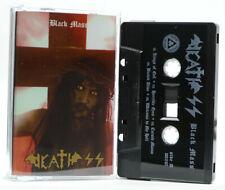 Death SS - Black Mass - CASSETTE TAPE - Heavy Metal Album