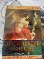 Archangel Gabriel Oracle Cards-44 Card Deck and Guidebook by Doreen Virtue BNIB