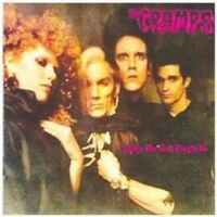 The Cramps - Songs The Lord Taught Us (NEW CD)