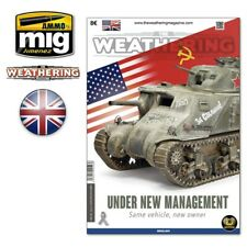 Ammo by Mig - The Weathering Magazine Issue 24. Under New Management A.MIG-4523