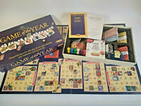 Game Of The Year Board Game Spears Games 1989 Vintage Fully Complete