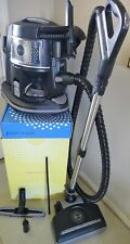 Rainbow Vacuum E2 Black w/ Light in the box with New Power Nozzle