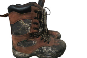 Redhead Expedition Mens Hunting Boots Ultra Bone Dry Insulated Waterproof Size 8