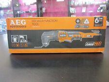 AEG OMNI18CX0 18V Multi Function Tool