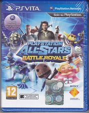 PSVita PlayStation Vita **ALL-STARS BATTLE ROYALE** nuovo italiano