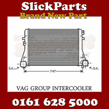 VW VOLKSWAGEN GOLF JETTA PASSAT INTERCOOLER 1.9 TDi / 2.0 TDi 2004 > *BRAND NEW*