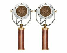 Ear Trumpet Labs Edwina | Large Diaphragm Condenser Microphone | Stereo Pair
