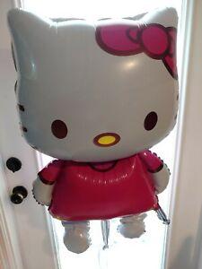 Hello Kitty Decoration Balloon 46 in Tall Birthday Party Balloon