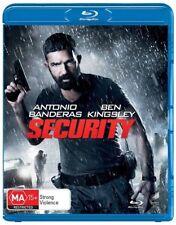 Security (Blu-ray, 2018)