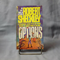 Options by Robert Sheckley - Vintage SciFi Book - FREE SHIPPING!!