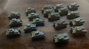 Painted Flames Of War Early War German Tank Army Blitzkrieg