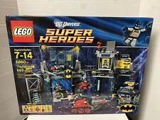 Lego 6860 DC Super Heroes The Batcave.Retired New!Sealed