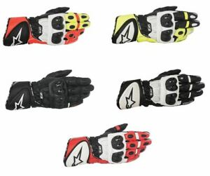 Alpinestars GP Plus R Comfortable Leather Glove For Motorcycle Motorbike