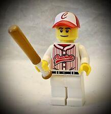 LEGO Collectible BASEBALL PLAYER Minifigure - #8803 - Series 3
