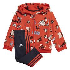 adidas Kinder Trainingsanzug Baby  JOGGINGANZUG Sportzeug  Kinderanzug