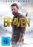 BRAVEN - JASON MAMOA/JILL WAGNER/+  DVD NEU