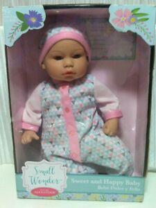 NIP  Madame Alexander Small Wonders Girl Baby  Doll