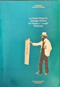 LO STUDIO MUSEO DI GIUSEPPE PELLIZZA DA VOLPEDO E I LUGHI PELLIZZIANI - 1966