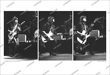 Chrissie Hynde The Pretenders 3-FRAME 1980 LIVE SEQUENCE PHOTO From Orig Negs