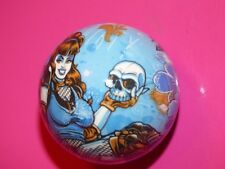 Gear Knob for Volkswagon  T3, T4 and T25 Blue Lady and skull