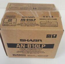 Sharp AN-B10LP BQC-PGB10S - Original OEM Front Projector Lamp with Housing 5A6B3