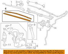 Chevrolet GM OEM 11-15 Volt-Wiper Blade 22742324