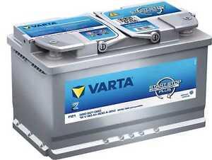 Batterie VARTA Start-Stop Silver Dynamic AGM 80Ah/800A (F21)