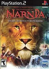 Chronicles of Narnia: The Lion, the Witch, and the Wardrobe Ps2 *COMPLETE*