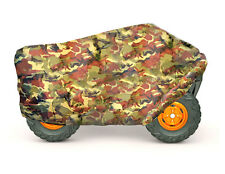 PyleSports Pyle PCVATC30 - Armor Shield ATV / 4 Wheeler Camo Protective Cover