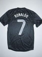 Nike 2013-2014 Portugal Cristiano Ronaldo Black Kit Jersey Shirt Authentic Third