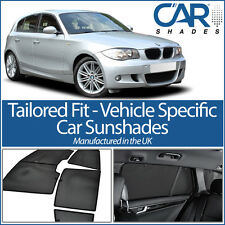 BMW 1 Series 5 dr 2004-11 CAR WINDOW SUN SHADE BABY SEAT CHILD BOOSTER BLIND UV