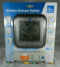 NEW WEATHER CHANNEL WIRELESS FORECAST STATION SEALED WS-9133U-IT GREAT GIFT