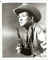 Roy Rogers Cowboy Western Movie Star 8x10 Glossy Photo