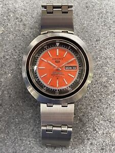 October 1971 Seiko Sports 6119 6400 UFO Diver Day Date