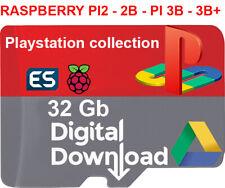 Retropie/Recalbox Playstation 1 collection digital download 32 gb
