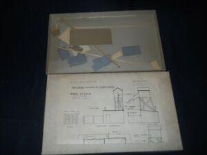 TT Scale Jewel Models Basic Sand House Kit