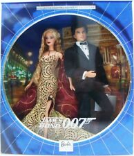 "MATTEL B0150 BARBIE - ""JAMES BOND 007"""