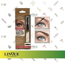Cover Your Gray Total Brow Hair Eyebrow Sealer Colour Waterproof Light Brown 10g