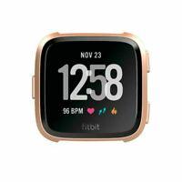 OEM Fitbit Versa Fitness GPS Smartwatch Rose-Gold Aluminium (FB504RGPK) GRADE C