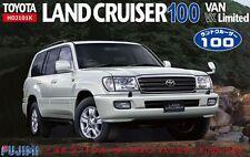 1/24 Fujimi 2002 Toyota Landcruiser 100 VAN  Plastic Model kit NIB
