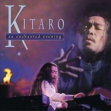KITARO - AN ENCHANTED EVENING - 8 TRACK MUSIC CD - LIKE NEW - G438