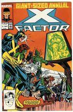 X-FACTOR ANNUAL #2 (INHUMANS BLACK BOLT) NM/9.4 1987 COMBINE SHIPPING