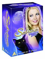 Sabrina The Teenage Witch Complete Series 1, 2, 3, 4, 5, 6 & 7 DVD Box Set 1 - 7