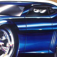 """Perfect 10"" 2010 Chevy Camaro New Embossed METAL ""Garage Decor"" Sign"
